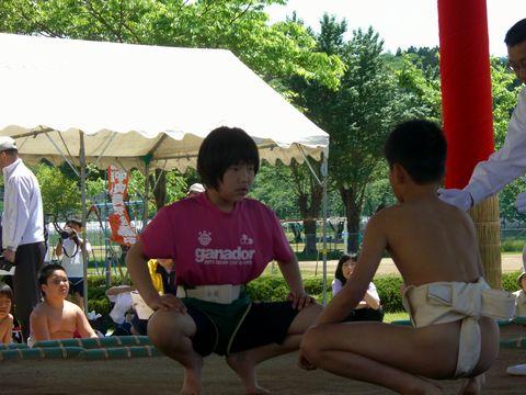 わんぱく相撲 4