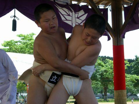 わんぱく相撲 8