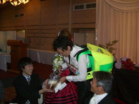 結婚式 5