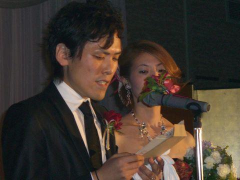 結婚式 7