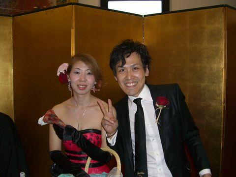 結婚式 6