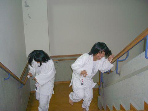 階段ダッシュ 2