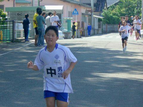 ひまわりマラソン 7