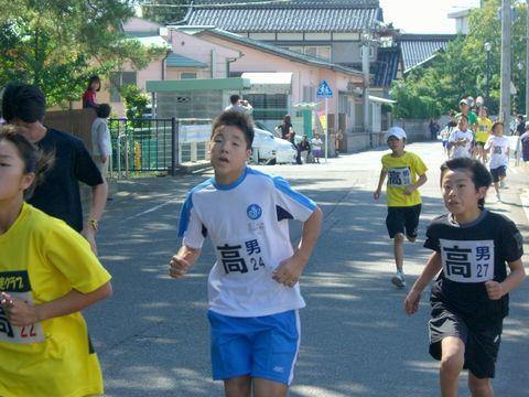 ひまわりマラソン 8