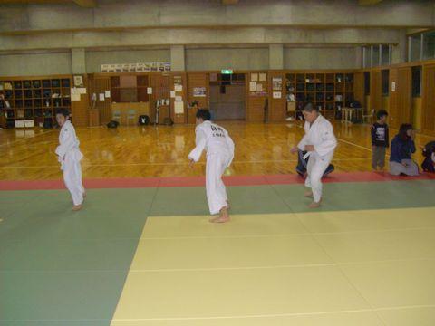 トレーニング 3