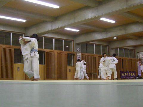 16日の練習 2