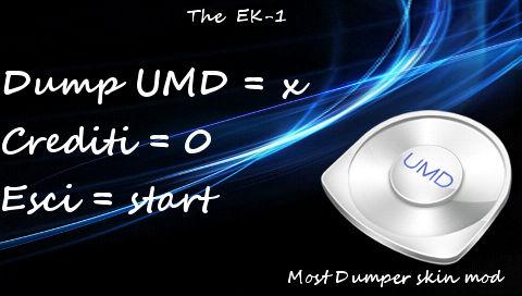 PSP Most Dumper Mod v1