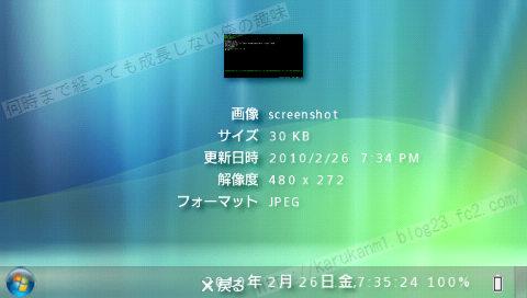 ASSP - A Simple Screenshot Plugin (スクリーンショットプラグイン)