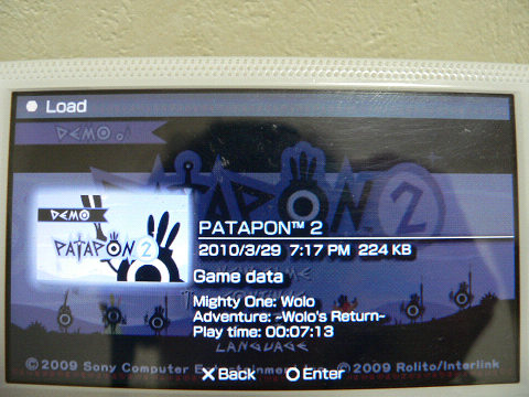 PSP FW6.20 Hello World 公開?!
