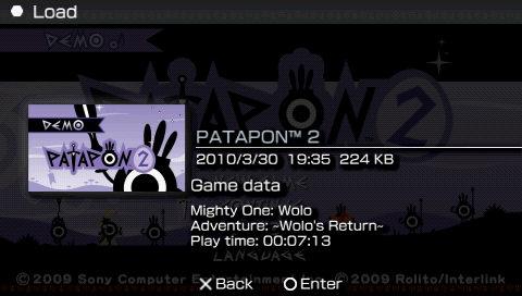 PSP Half Byte Loader r32・r33