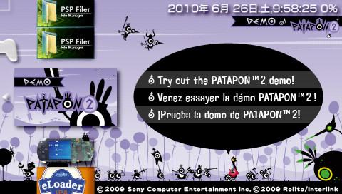 PSP Half Byte Loader r91 公開