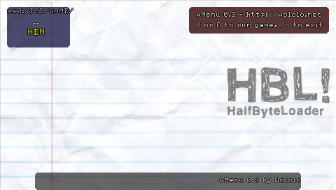 PSP 6.20TN-B HEN リリース 6.20TN-B HEN Easy Installer