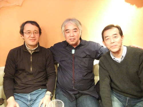1-2影法師とジミー小沢さん