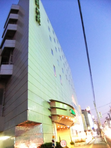 1-4川越東武ホテル