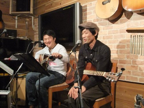 小野さんと石ちゃん
