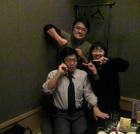 3月3日仙台の音ちゃんマッキーさんと電話会談