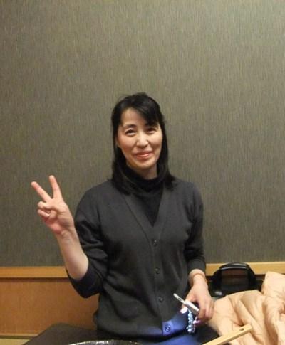 3月3日笑顔のSACHIさん