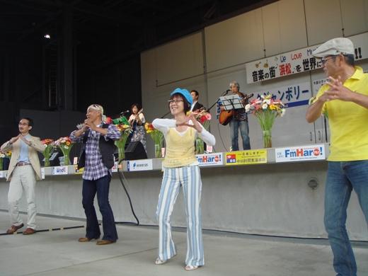 1-9放課後倶楽部フロントダンサー