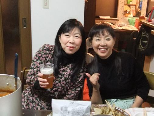 2-4美華子さんとカズミン