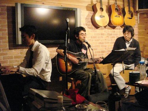 吉田さんと良夫さん