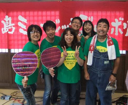 3-6NFJメンバーの記念写真