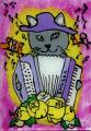 108アコーディオン猫