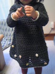 ニットワンピースfeb.12.2009