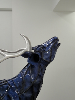 「青い鹿」