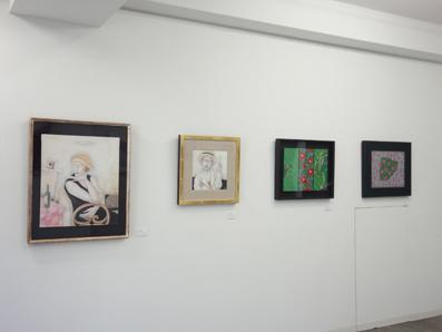 絵画8つの響き展1