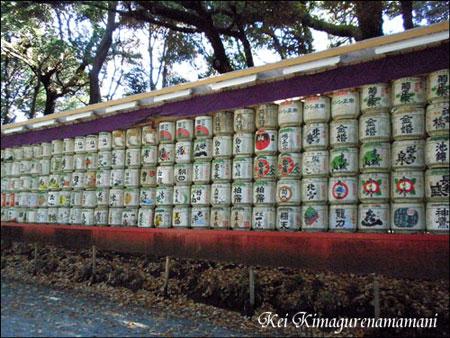 奉納樽酒 (日本酒)