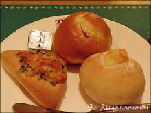 食べ放題のパン♪