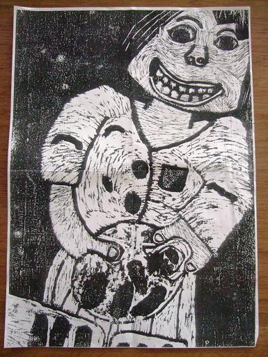 2009母の日版画