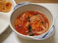 ふわふわスープ