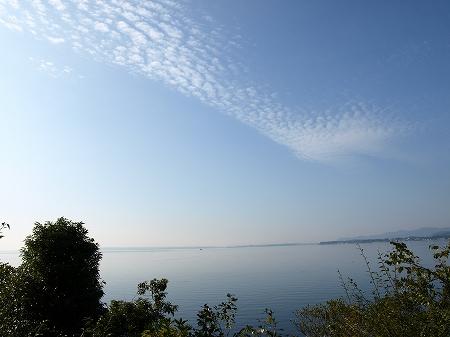 浜名湖SA公園雲