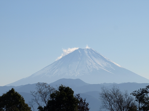 福祉村富士山