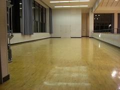 社会体育館2階240