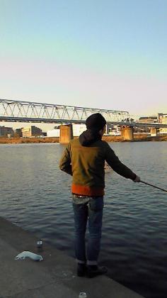多摩川つり