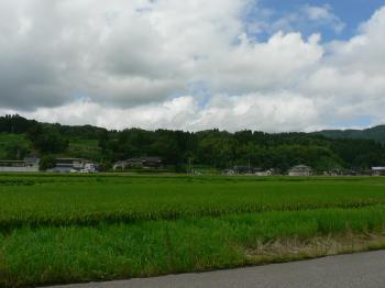 富山の風景