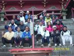 2011 1  2  初詣ラン3