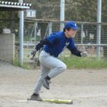 5回裏、藤澤が先制点となる野選を誘う