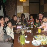 レディース会と子供達