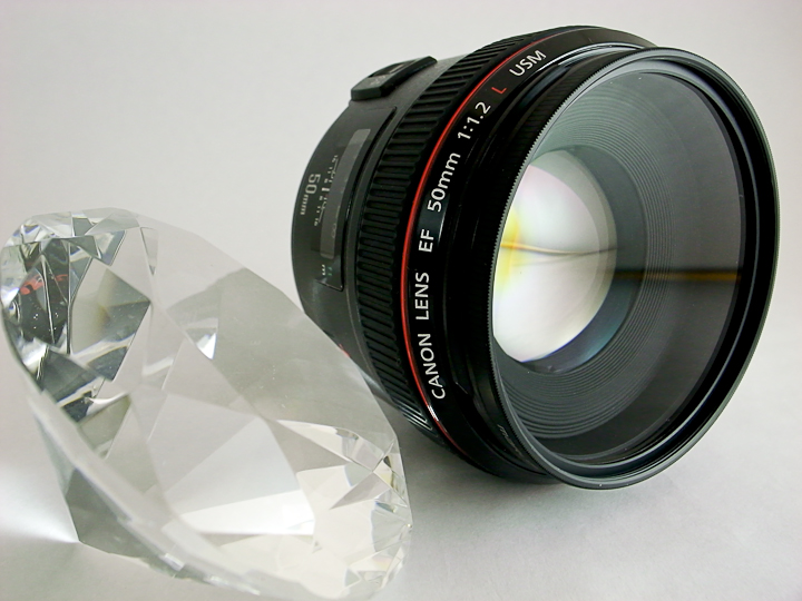 EF 50mm F1.2