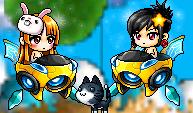 キキとイミちゃん