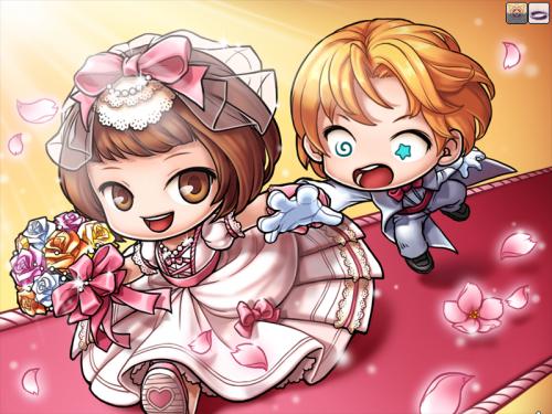 カニングスクエア結婚