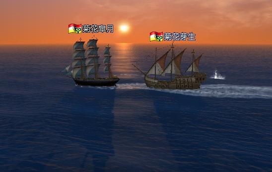久しぶりの長距離航海