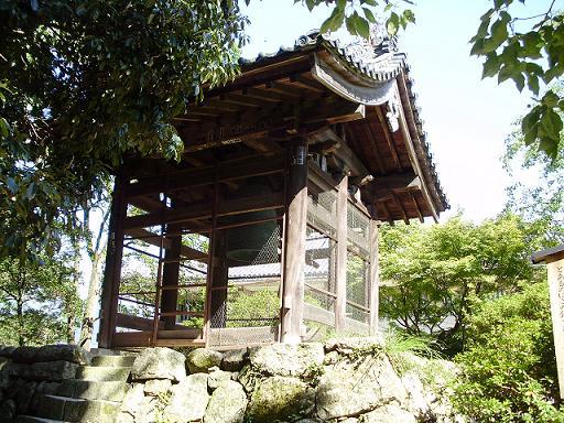 日本最古の鐘