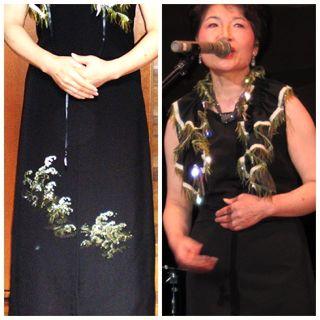 黒江羽織ドレス00