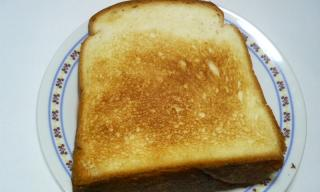 ミルクパン トースト