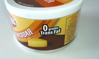 0gs Trans Fat!