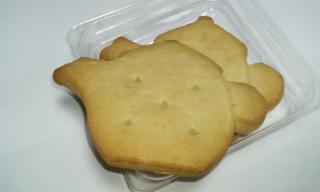ティーポットシュガークッキー 中身